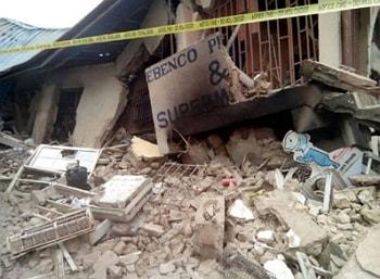 building collapse moore ile ife