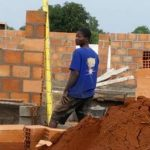 contractor kill bricklayer missing bag cements