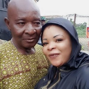 dayo amusa father burial