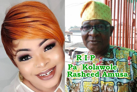dayo amusa father dead