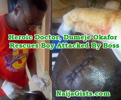 nigerian surgeon dumeje okafor