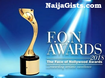 face of nollywood awards 2018