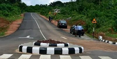 futa student killed driver akure night vigil