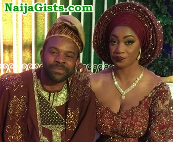 gabriel afolayan traditional wedding pictures