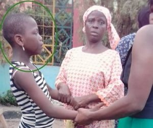 girl abandoned by mother flees abusive grandparents