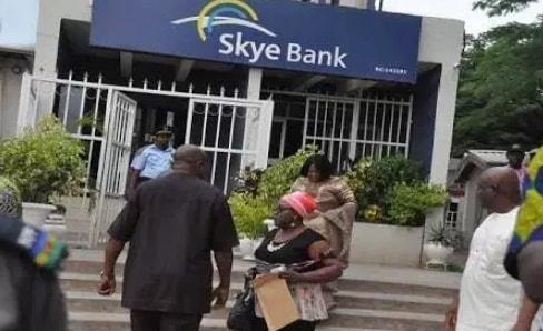 sky bank recruitment 2018