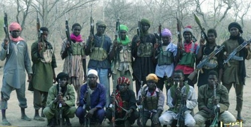 islamic state west africa captures towns borno yobe states