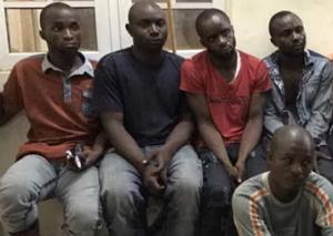 kidnappers arrested kebbi