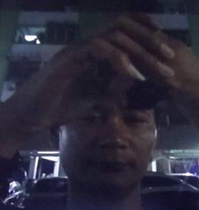 man commit suicide live facebook thailand