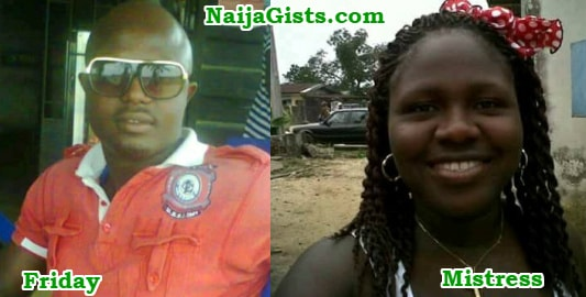 man kicks wife out home marries mistress
