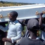 moving coffin searching witch zambia