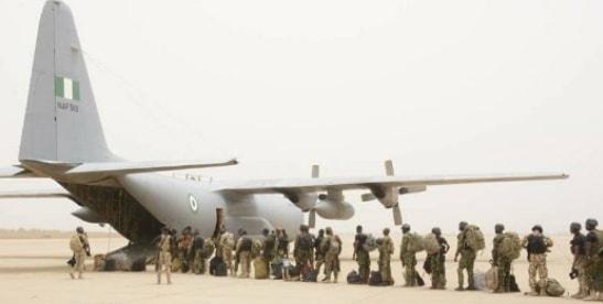 naf special forces zamfara photos