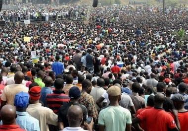 nigeria population 2018