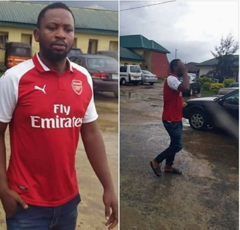 nigerian man accused politician impregnating lady