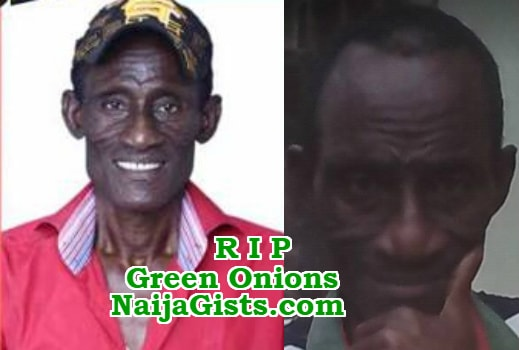 nollywood actor dies heart attack ajegunle lagos
