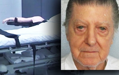 oldest murder convict executed us history