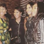 omoni oboli 40th birthday dinner