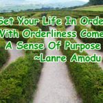 orderliness quotes