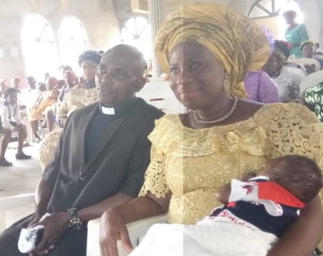 pastor wife gives birth calabar 15 years marriage