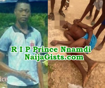 policemen kill prince ebonyi arrested