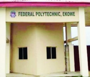 student drowns federal polytechnic ekowe