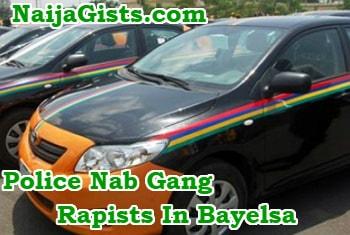 taxi driver rape girl bayelsa