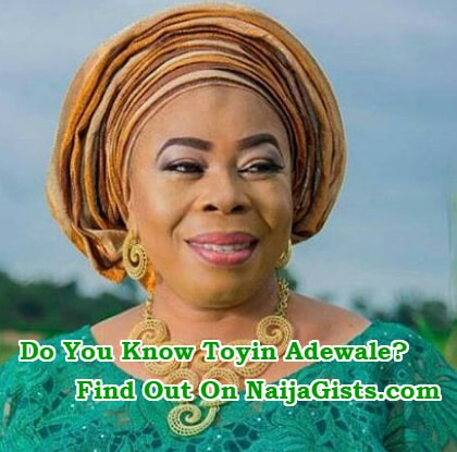 toyin adewale place of birth children family