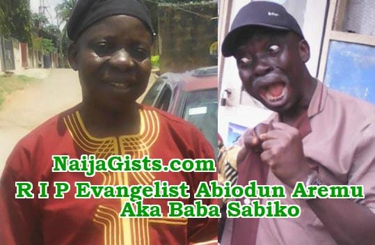 what killed baba sabiko
