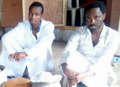 white garment prophets kill church member