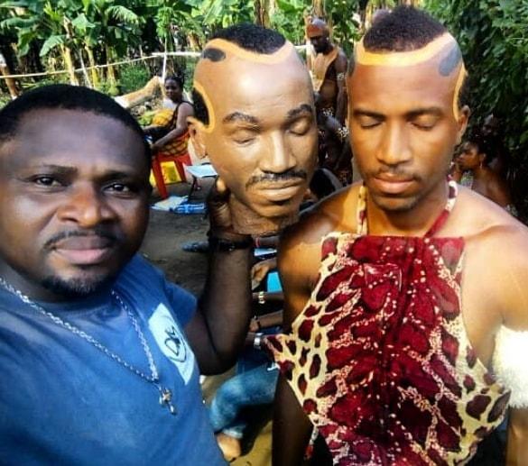 Jude Chukwuma Odoh works