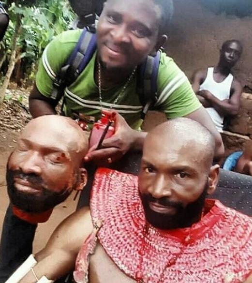 Jude Chukwuma Odoh workss