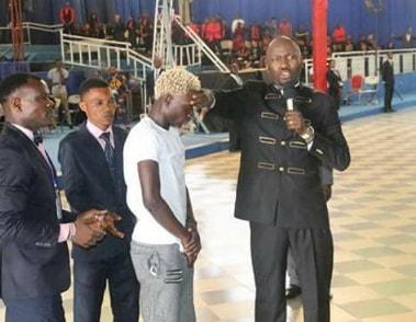 apostle suleiman hires joggler