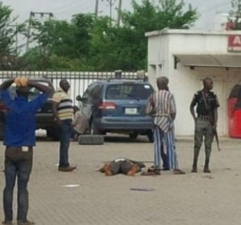 armed robbery attack union bank ilawe ekiti