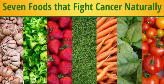 cancer fighting food list diet plan