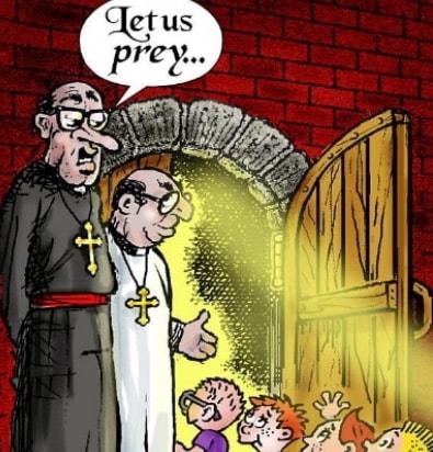 catholic paedophile priests