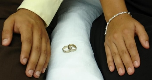 court ends marriage 10 years arguments