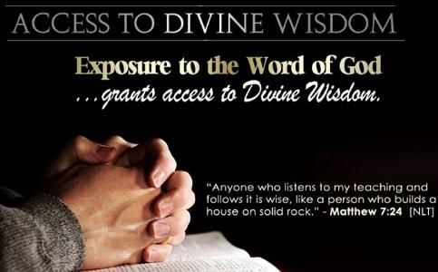 divine wisdom quotes