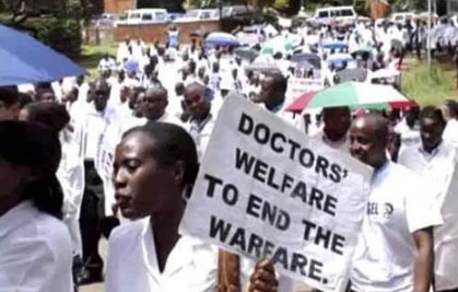 update doctors strike nigeria 2018