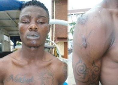 eiye cult member arrested yaba