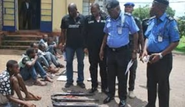 bodies kidnap victims septic tank ikorodu