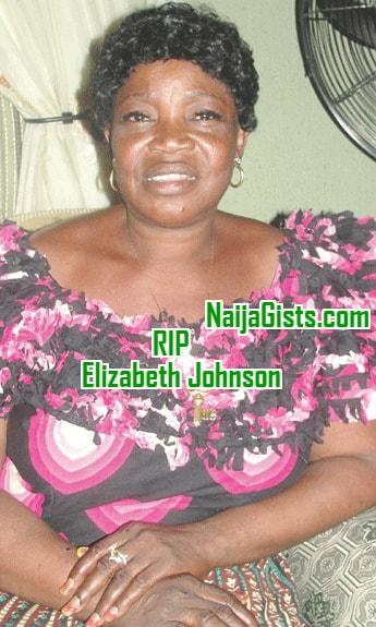 elizabeth johnson photos