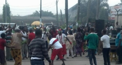 evil shrines destroyed eleme rivers state