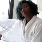 genevieve nnaji vacation spain