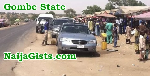 gombe mass transit accident