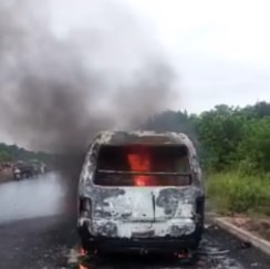 groom mother dies car accident wedding day abia state