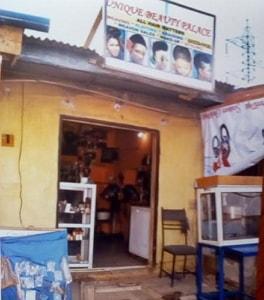 hair dresser oppressed landlord lagos