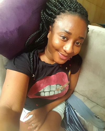 ini edo without makeup