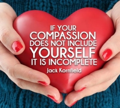 inspirational quotes on self compassion