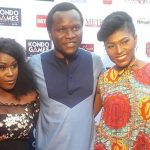 kondo game nollywood movie premiere