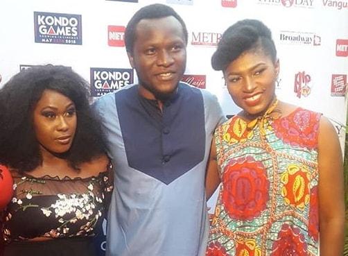 kondo game nollywood movie premiere